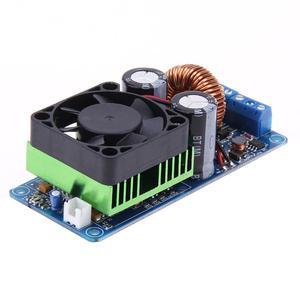 Image 2 - 500W płyta wzmacniacza IRS2092S mono kanałowy wzmacniacz cyfrowy klasy D HIFI wzmacniacz mocy pokładzie wzmacniacz cyfrowy