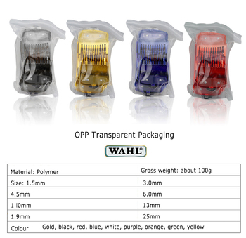 8pcs/set 9 colors professional wah
