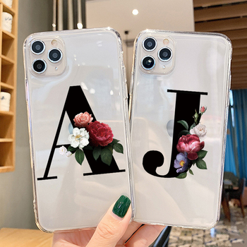 Alphabet Letter Case for iPhone 12/12 Max/12 Pro/12 Pro Max 2