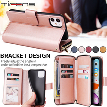 Luxury Zipper Leather Wallet Bag Case For Huawei P40 P30 Pro Plus Lite E Hawei Nova 4e 6se Y7P Cards Slot Funda Phone Cover Etui