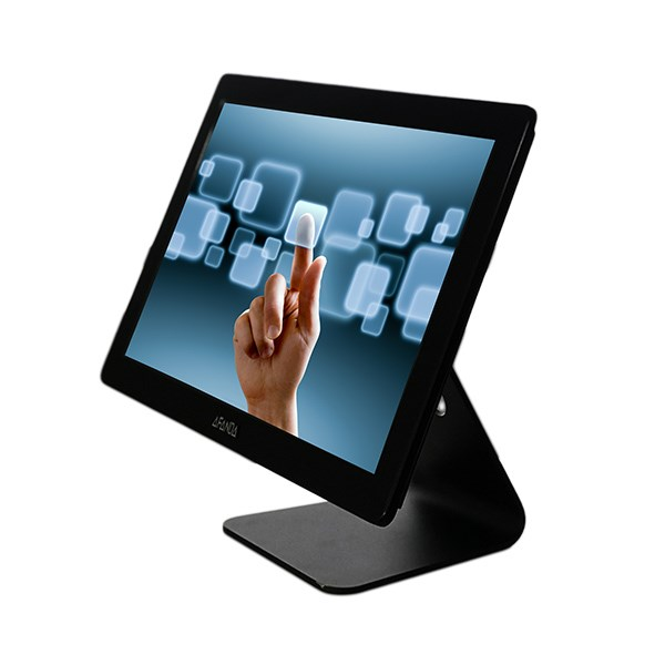 Touch pos pc gl-1521 high speed intel i3 pos pc