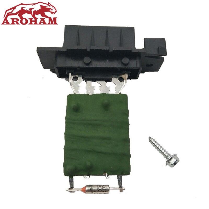 Heater Blower Motor Resistor For Fiat Grande Punto 2008-2012 55702407 77364061