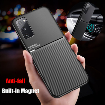 Luxe Leather Case Voor Samsung Galaxy Note 20 10 9 8 S8 S9 S10 S20 Fe Plus Ultra A50 A70 a51 A71 A21S M31 M11 A31 A11 A10 Cover