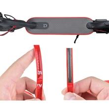 Bumper Protective Body Strips Sticker for Xiaomi Mijia M365 Pro
