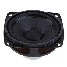 Durable 10W Full Range Audio Speaker Square Loudspeaker 16Co