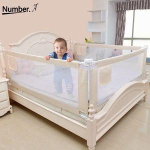 baby playpen bed safety rails for babies children fences fence baby safety gate crib barrier for bed kids for newborns infants(China)