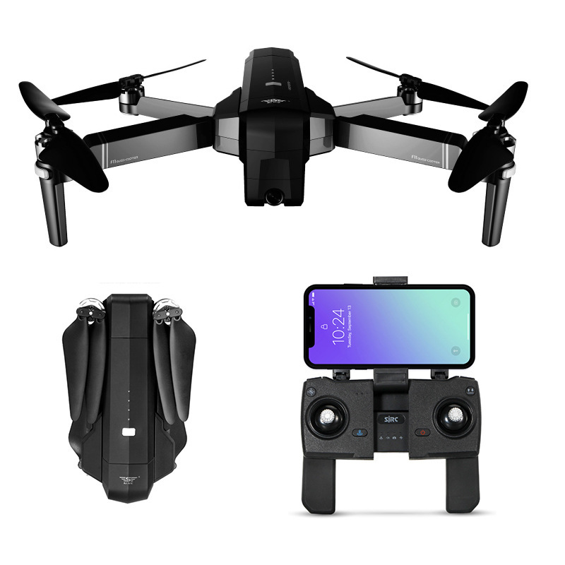 Sjrc Shi Ji Unmanned Aerial Vehicle F11 Brushless Aircraft For Areal Photography Folding Remote Control Aircraft Origional Produ