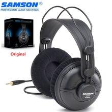 SR950 מקצועי סטודיו התייחסות צג אוזניות דינמי אוזניות סגור אוזן Desig עבור מקסימום צליל בידוד & רעש הפחתה