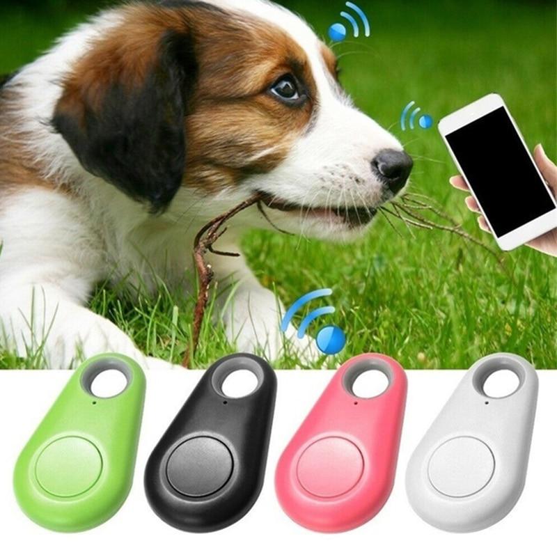 Rastreador Mini GPS inteligente antipérdida rantition Pets, rastreador Bluetooth resistente al agua para mascotas, perro, gato, llaves, BILLETERA, GPS para niños Cable de carga Universal de 3 pines y 5mm con Clip, compatible con relojes inteligentes, pulseras inteligentes Puerto USB de carga cargadores de respaldo de emergencia