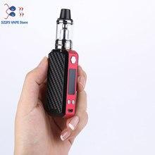 10-80W Sichere Elektronische Zigarette Vape Mod Box Shisha Stift E Cig Rauch LED Großen Rauch Verdampfer Shisha vaper Mechanische Zigaretten