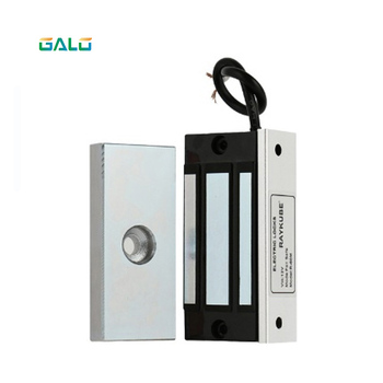 DC 12V 60kg 100lbs Electric Magnetic Lock 12V Electronic Door Locks Electric Cabinet Electromagnetic Drawer Access Control Secur electronic door lock core dc6v 12v 24v electromagnetic locks rfid access control for cabinet drawer