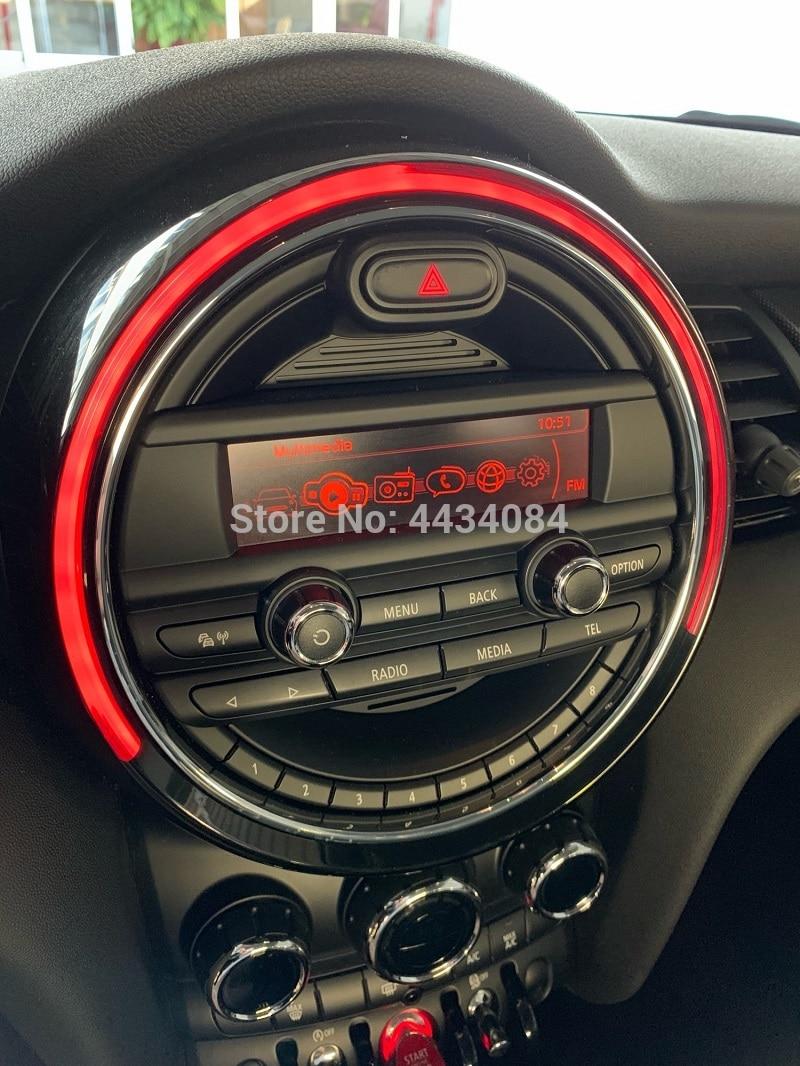 Ouchuangbo 4g android 10 аудио gps радио carplay для mini one