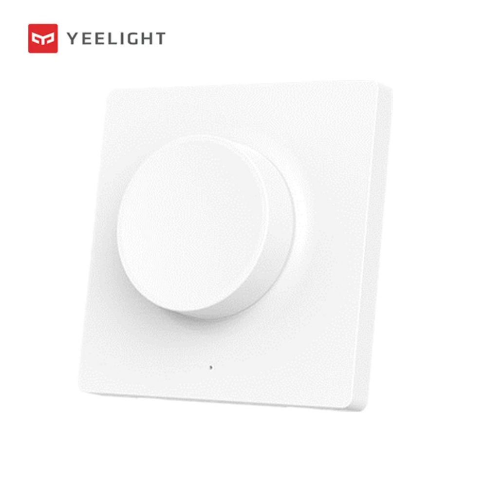 Yeelight YLKG08YL Smart Bluetooth Dimmer LED Lights Switch Dimmable Adjustable Brightness Controller Driver Panel Lamps Module