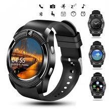 V8 SmartWatch Bluetooth Smartwatch Touch Screen Wrist Watch with Camera/SIM Card Slot, Waterproof Smart Watch DZ09 X6 VS M2 A1(China)