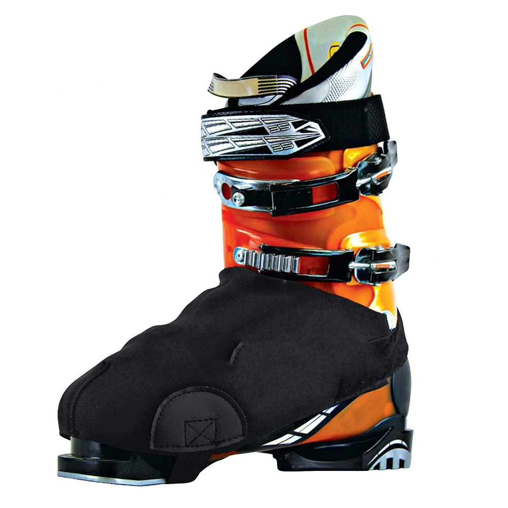 A Pair Of Warm Protective Cover Ski Boot Anti-freezing Lightweight Half Palm Compact Design Easy To Carry And Reusable