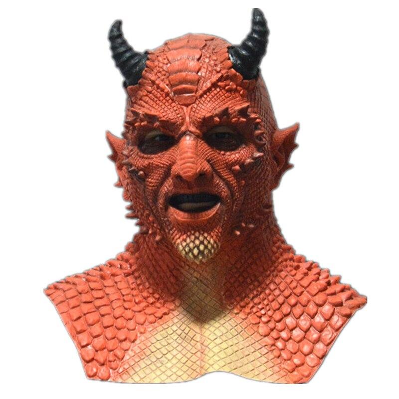 恶魔红色1