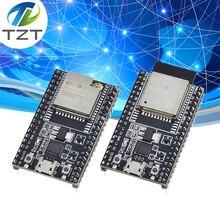 ESP32-DevKitC основной плате ESP32 макетная плата ESP32-WROOM-32D ESP32-WROOM-32U WI-FI + Bluetooth IoT NodeMCU-32S для arduino