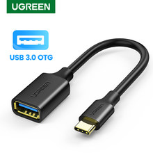 Ugreen USB C zu USB Adapter OTG Kabel USB Typ C Stecker auf USB 3,0 2,0 Weibliche Kabel Adapter für macBook Pro Samsung Typ-C Adapter