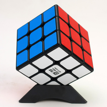 QiYi Qihang Sail 3x3x3 magic cube Big Size 6.0 cm Speed Puzzle Learning Educational Magic Plastic ABS Safe Toys