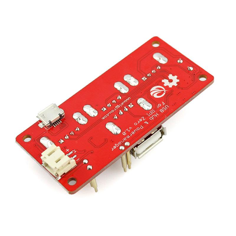 USB Hub RPI Zero (6)