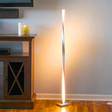 Nordic LED Floor Lights Lighting Living Room LED Floor Lamp Bedroom Dimming Nordic office Standing lamp indoor Decor table lamp(China)