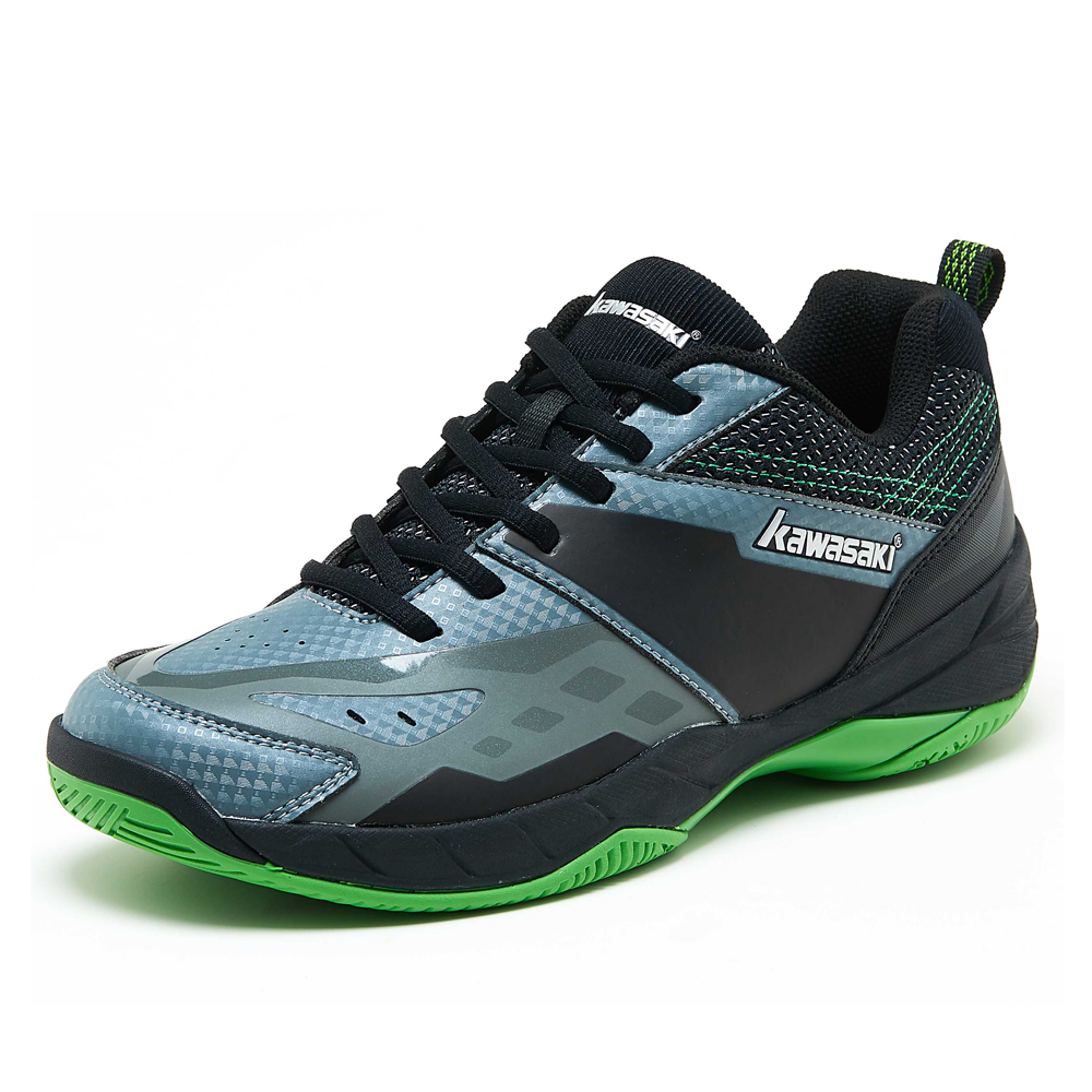 Kawasaki tênis de badminton profissional sapatos quadra
