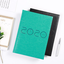 Agendas 2020 Planner A5 Diary Notebook Dokibook Organizer Weekly Monthly Dividers Personal Travel Journal Business Note Book New agenda 2019 a5 planner organizer notebook christmas dokibook gifts weekly diary cute journal dividers personal travel note book page 2