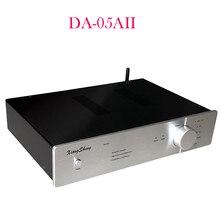 2021 XS DAC 05 Asynchronous Xmos Dual AK4497 Hard Solution DSD Balanced Bile Decoder Fiber/coaxial/usb/bluetooth AC110V/220V