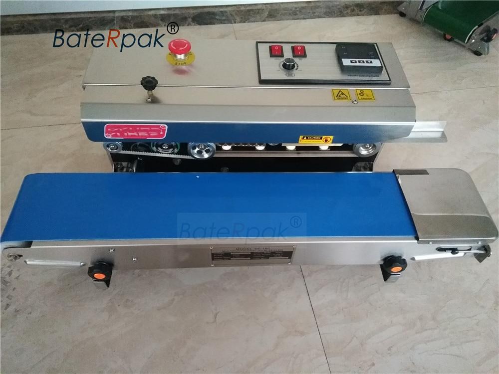 SF-150 BateRpak vízszintes folyamatos film-tömítő gép, - Hegesztő felszerelések - Fénykép 4