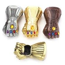 Креативный подарок Marvel Мстители Бесконечность рукавица Пиво Сода крышка открывалка Открывалка для бутылок для фанатов Marvel подарки