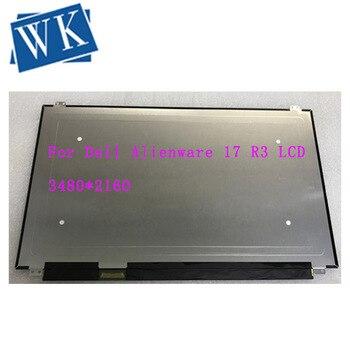 "17.3"" inch 4K LED LCD Screen LQ173D1JW31 For Dell Alienware 17 R3 0CK7T7 3840X2160 UHD Replacment LCD Screen Display"