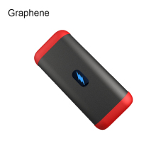 RIY Graphene battery power bank portable 10000mAh mini PD 18