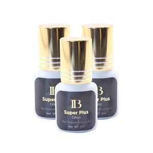 Image 5 - 送料無料新着オリジナル韓国 ib ibeauty スーパープラスのためのまつげエクステンション黒のりゴールドキャップ 5 ミリリットルまつげ接着剤