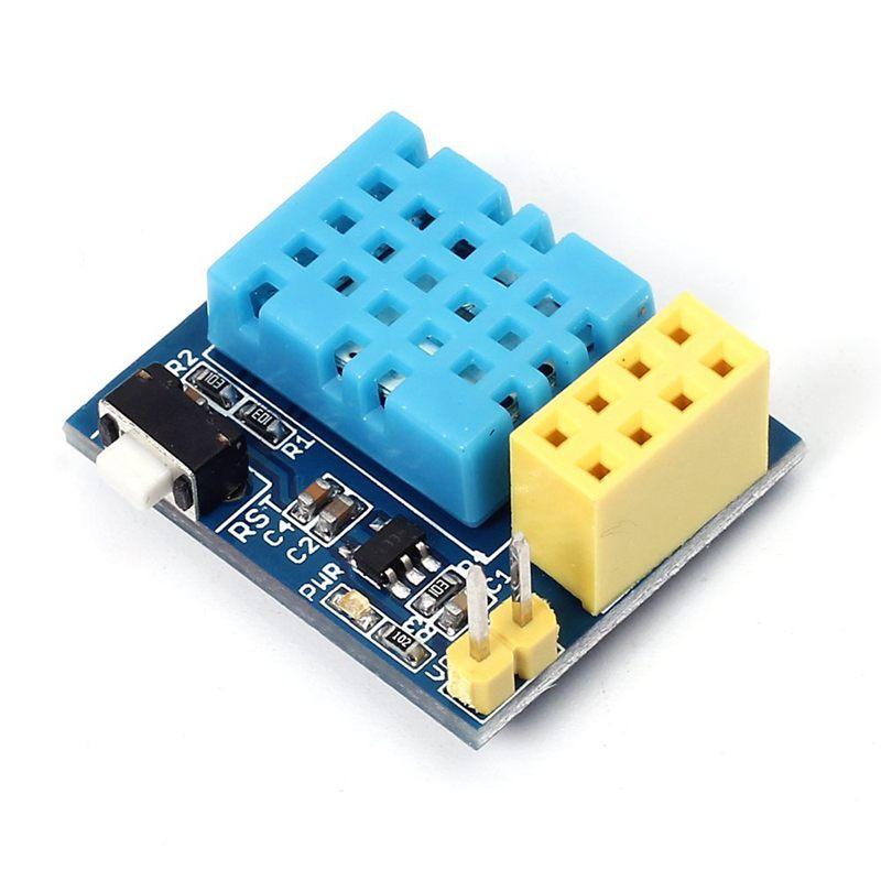 ABKT-DHT11 Temperature Humidity Sensor Shield For ESP8266 ESP-01 ESP-01S