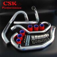 Kit de tubería de Intercooler de alto rendimiento  compatible con 96-00 Subaru Impreza WRX RS GC8