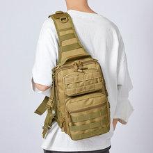 Sling-Bag Military Tactical Chest-Pack Molle Nylon Hunting Sport Unisex Wading Men Single