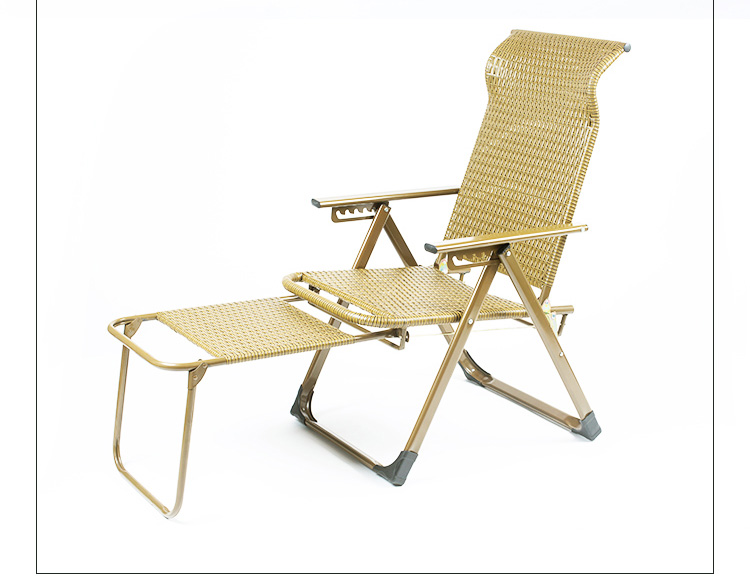 Lounge Chair Lazy Leisure Office Balcony Pregnant Women Nap Chair Cany Chair Lunch Break Cool Folding Chair Beach Chair