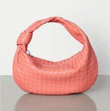 Mode tissé à la main sac de marque de luxe en cuir imprimé sac à bandoulière dame sac à bandoulière PU nouée sac à main sac à main décontracté