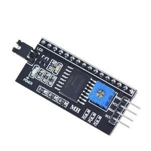 Image 5 - LCDโมดูลหน้าจอสีเขียวIIC/I2C 1602สำหรับArduino 1602 LCD UNO R3 Mega2560 LCD1602