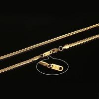 Vnox-collar de cadena de 24