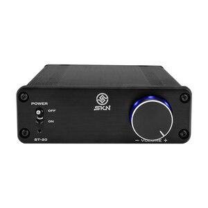 Image 1 - Ta2020 hifi 디지털 파워 앰프 av 파워 앰프 2.0 채널 스테레오 20wx2 사운드 앰프 홈 시어터 용 오디오 앰프