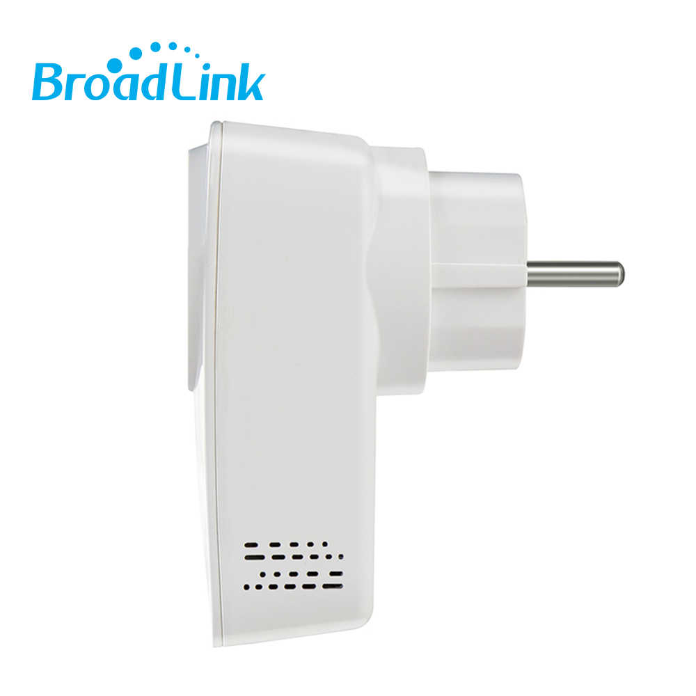 Broadlink HTS2 USB 포트 온도 습도 센서 감지기 Broadlink RM4 mini RM4 Pro EU SP3S 소켓 에너지 모니터 사용