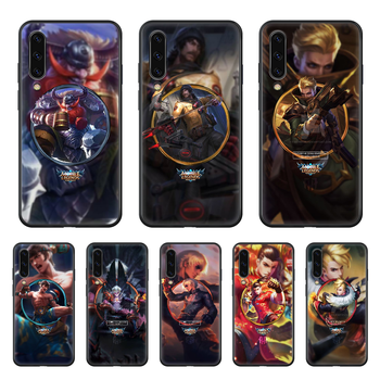 LOL League Joint Legends Game Phone case hull For Samsung Galaxy A 50 51 20 71 70 40 30 10 E 4G S black prime fashion image