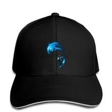 Casquette de Baseball pour hommes et femmes, chapeau imprimé Cool, drôle, Surf sur l, personnalisé