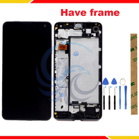 Touch Screen LCD For Microsoft Nokia Lumia 650 LCD Display Screen With Touch Screen Assembly Frame