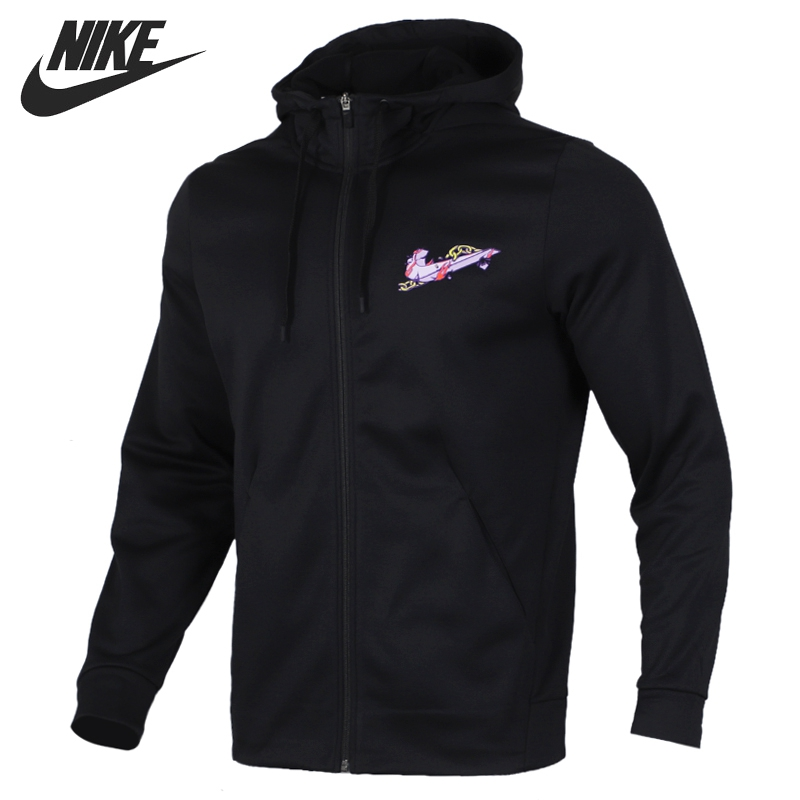 Original New Arrival  NIKE M NK THRMA HD FZ DVG  Men's  Jacket Hooded  Sportswear
