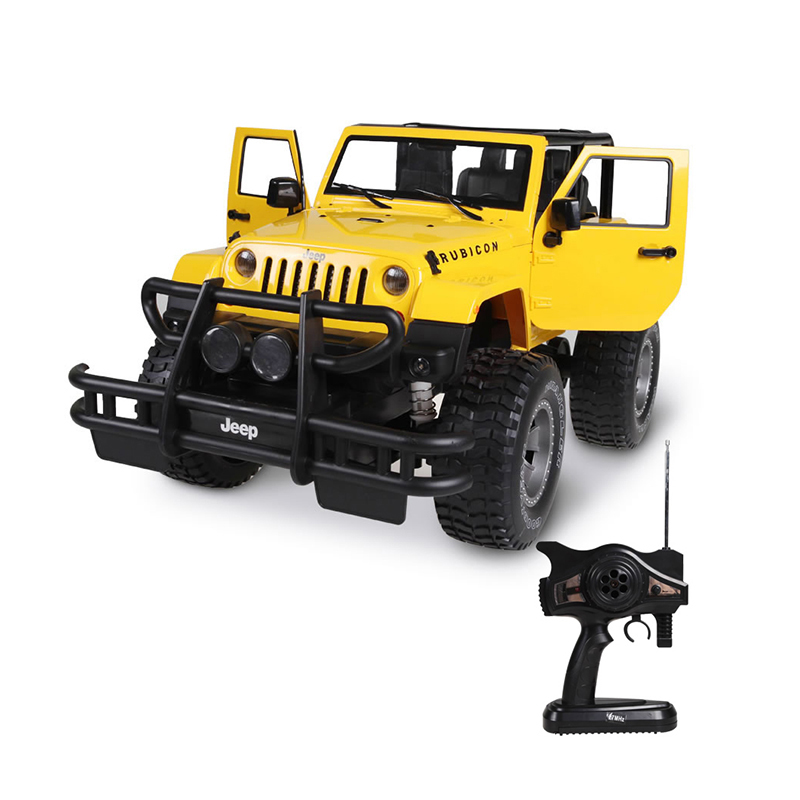 RC Car SUV 1:9 Large Remote Control Toy Charging Openable Door Radio Vehicle Model