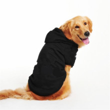 Autumn And Winter Pet Dog Clothes Pets Coats Products Soft Cotton  cheap Puppy For 4 colors Size : M-6XL