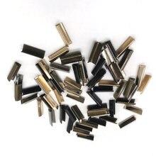 20 шт металлическая зубная лента железная веревка для хвостовой