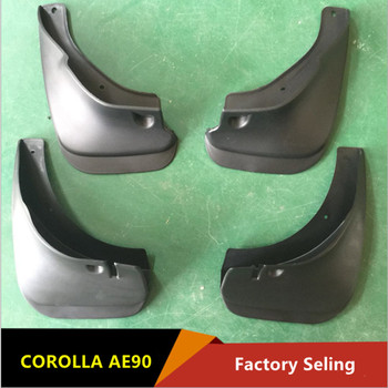 New arrival PVC mudguard for 1993-2002 Toyota AE100/AE110 protect fender Toyota series car parts image